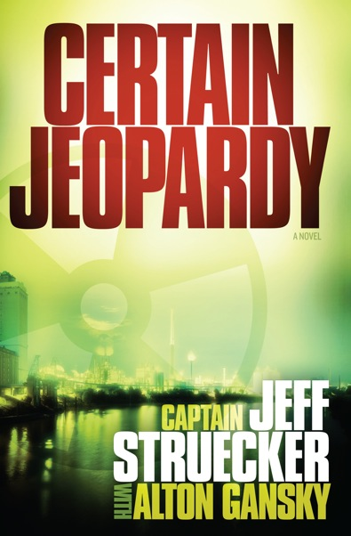 Certain Jeopardy Book Review by Debdatta Dasgupta Sahay