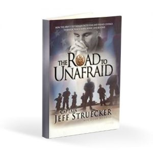 Road to Unafraid Book