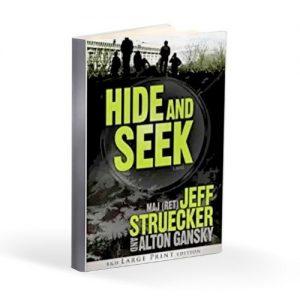 Hide and Seek Book