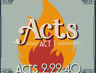 Acts 2:22-40