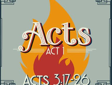 Acts 3:17-26