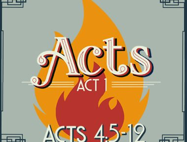 Acts 4:5-12