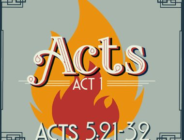 Acts 5:21-32