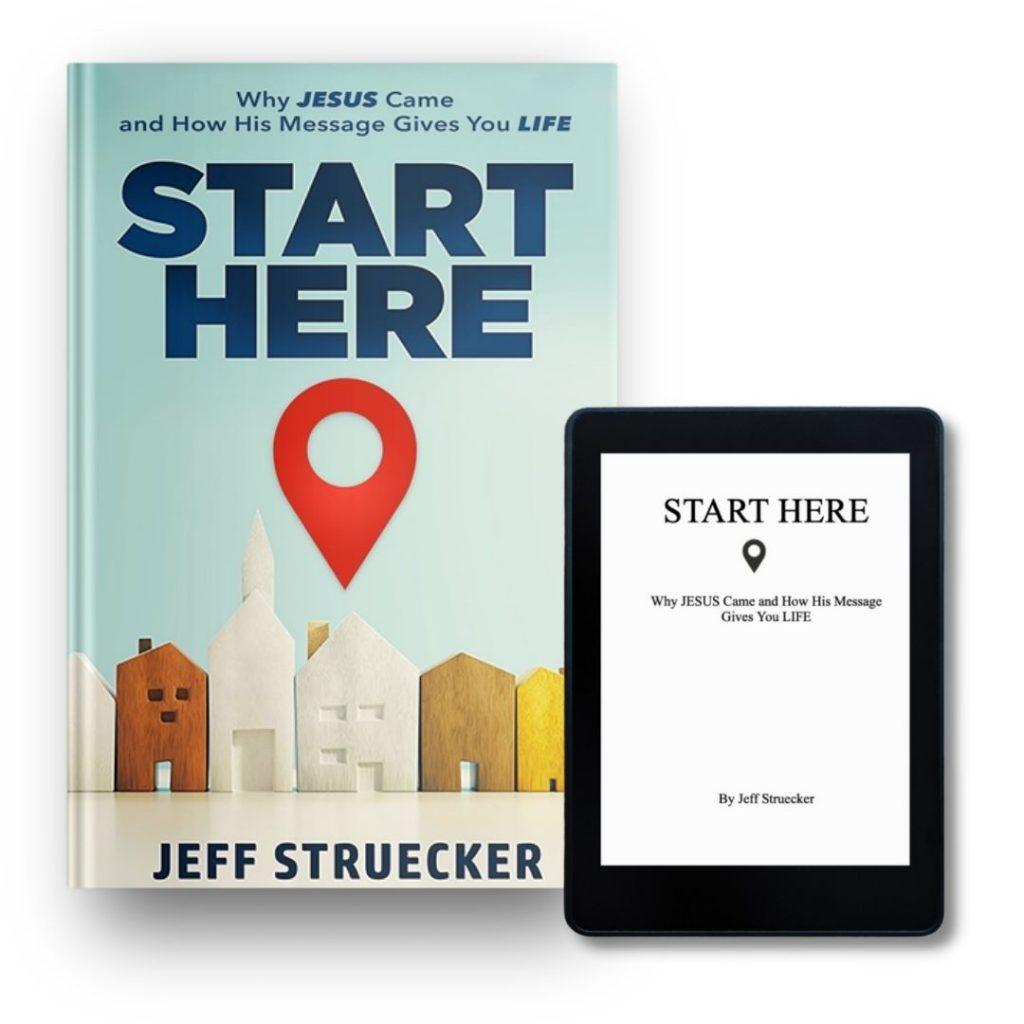 Start Here, Jeff Struecker